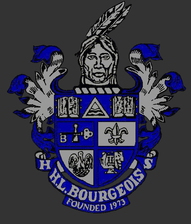 HLB Official School Crest